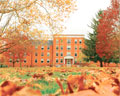 Earlham in the fall