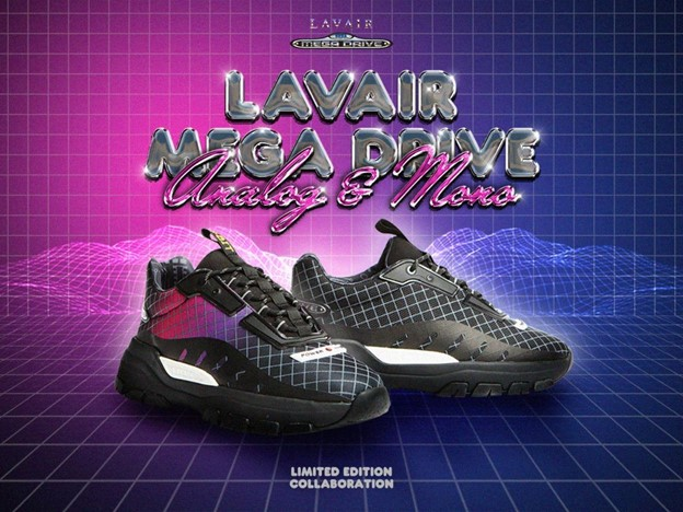 SEGA and Lavair Announce Limited Edition Mega Drive Collection