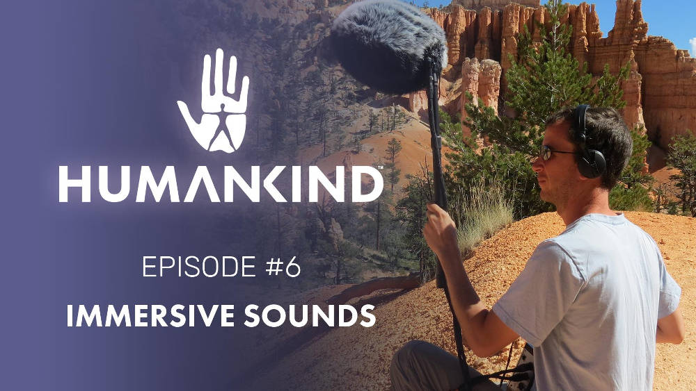 "Humankind Feature Focus: ""Immersive Sounds"""
