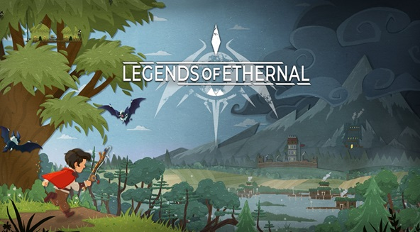 Legends of Ethernal: Environments and New Screenshots Revealed
